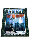 TRANSHUMAN SPACE RPG - FIFTH WAVE. VFN- CONDITION
