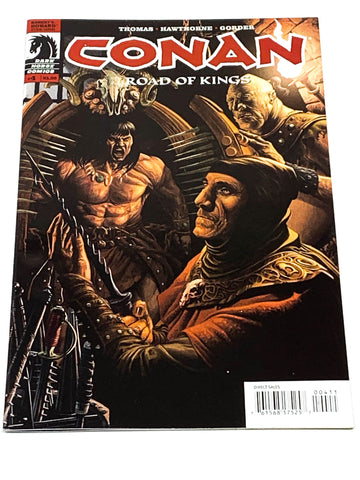 CONAN ROAD OF KINGS #4. NM CONDITION.