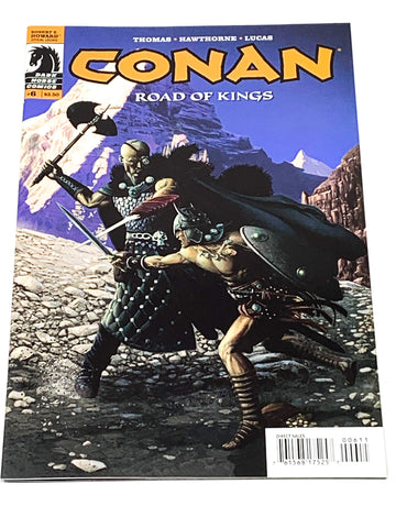 CONAN ROAD OF KINGS #6. NM CONDITION.