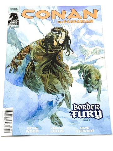 CONAN THE BARBARIAN #9. NM CONDITION.