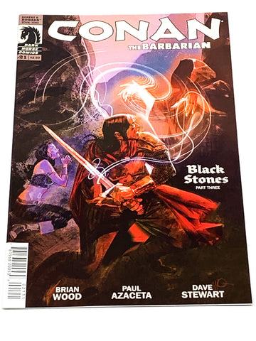 CONAN THE BARBARIAN #21. NM CONDITION.