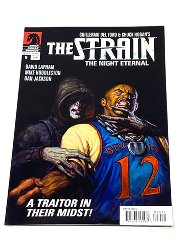 THE STRAIN - THE NIGHT ETERNAL #9. NM CONDITION