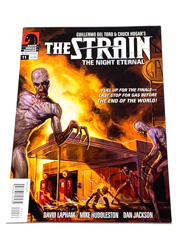 THE STRAIN - THE NIGHT ETERNAL #11. NM CONDITION