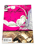BATMAN - DEATH AND THE MAIDENS #4. NM CONDITION