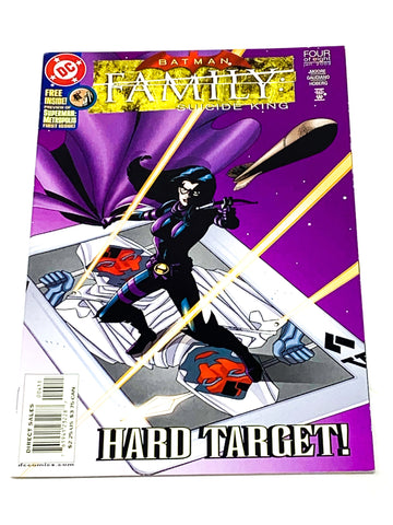 BATMAN - FAMILY #4. NM CONDITION
