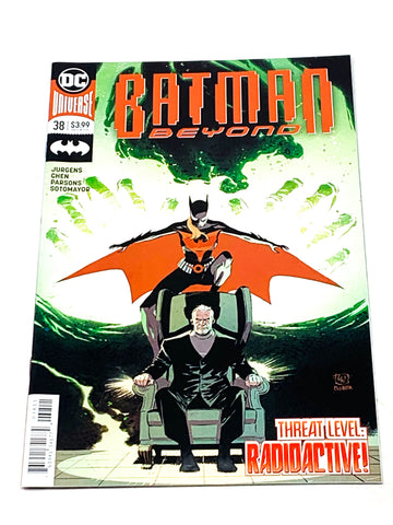 BATMAN BEYOND VOL.6 #38. NM CONDITION.
