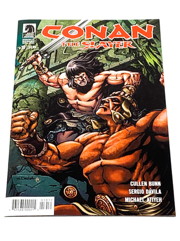 CONAN THE SLAYER #10. NM CONDITION.