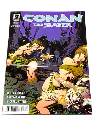 CONAN THE SLAYER #12. NM CONDITION.