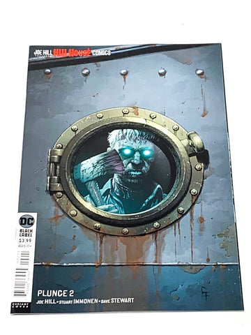 THE PLUNGE #2. VARIANT COVER. NM CONDITION.