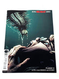 THE PLUNGE #4. VARIANT COVER. NM CONDITION.