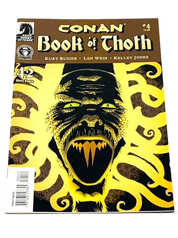 CONAN - BOOK OF THOTH #4. NM CONDITION.