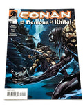 CONAN - THE DEMONS OF KHITAI #1. NM CONDITION.