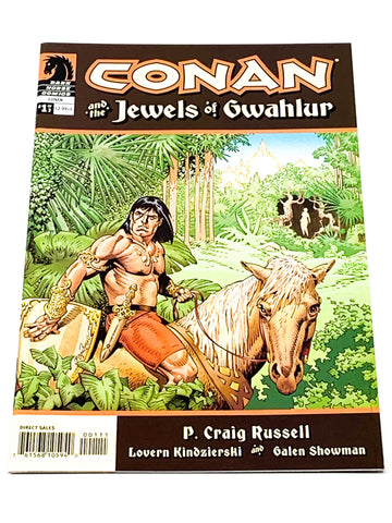 CONAN - THE JEWELS OF GWALHUR #1. NM CONDITION.