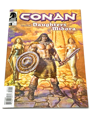CONAN - THE DAUGHTERS OF MIDORA #1. NM CONDITION.