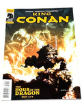KING CONAN - THE HOUR OF THE DRAGON #1. NM CONDITION.