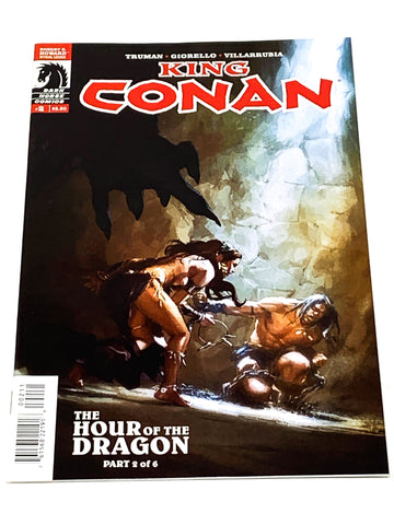 KING CONAN - THE HOUR OF THE DRAGON #2. NM CONDITION.
