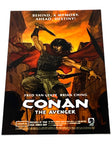 KING CONAN - THE CONQUEROR #4. NM CONDITION.