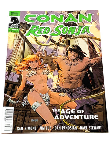 CONAN & RED SONJA - THE AGE OF INNOCENCE #2. NM CONDITION.