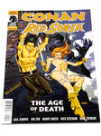 CONAN & RED SONJA - THE AGE OF INNOCENCE #4. NM CONDITION.