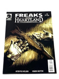 FREAKS OF THE HEARTLAND #3. NM CONDITION.