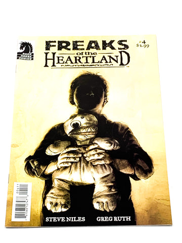 FREAKS OF THE HEARTLAND #4. NM CONDITION.