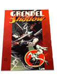 GRENDEL VS THE SHADOW #3. NM CONDITION.