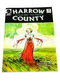 HARROW COUNTY #7. NM CONDITION.
