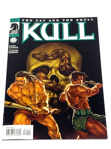 KULL - THE CAT & THE SKULL #1. NM CONDITION.