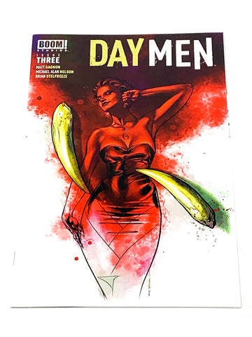 DAY MEN #3. NM CONDITION