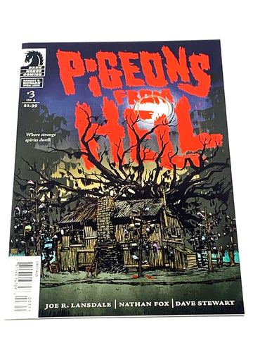 PIGEONS FROM HELL #3. NM CONDITION.