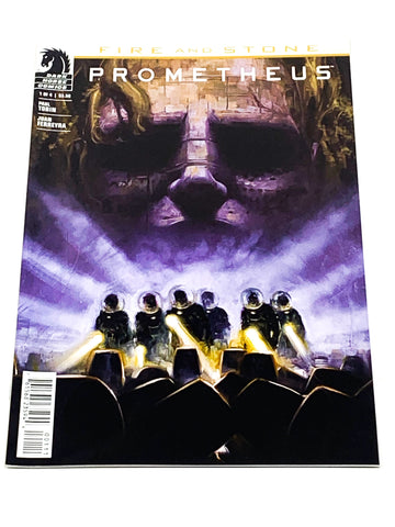 PROMETHEUS - FIRE & STONE #1. NM CONDITION.