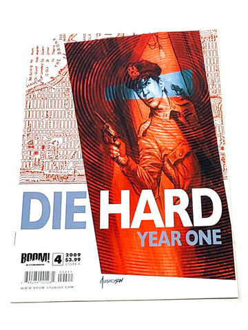 DIE HARD YEAR ONE #4. NM CONDITION
