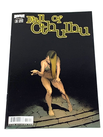 FALL OF CTHULHU #3. NM CONDITION