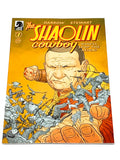 SHAOLIN COWBOY - WHO'LL STOP THE REIGN? #1. NM CONDITION.