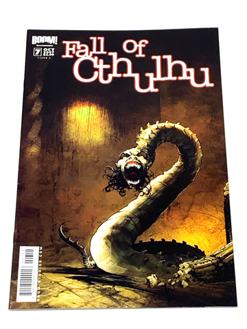 FALL OF CTHULHU #7. NM CONDITION