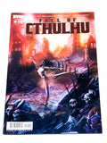 FALL OF CTHULHU #9. NM CONDITION