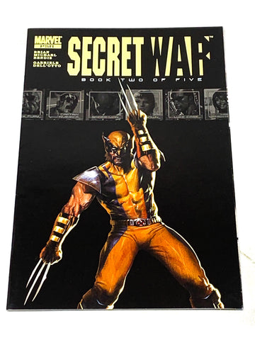 SECRET WAR #2. VFN CONDITION.