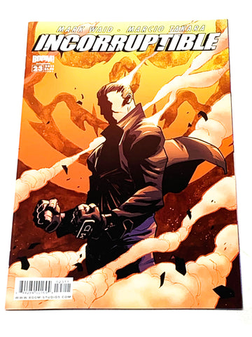 INCORRUPTIBLE #23. NM CONDITION