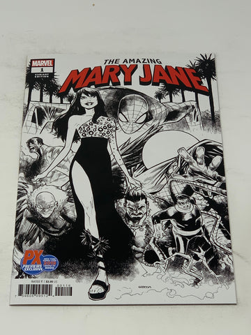 AMAZING MARY JANE #1. VARIANT COVER. NM CONDITION.
