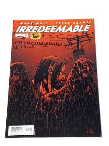IRREDEEMABLE #5. NM CONDITION.