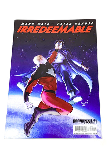 IRREDEEMABLE #18. NM CONDITION.