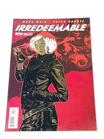IRREDEEMABLE #28. NM CONDITION.