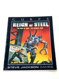 GURPS REIGN OF STEEL. VFN- CONDITION.