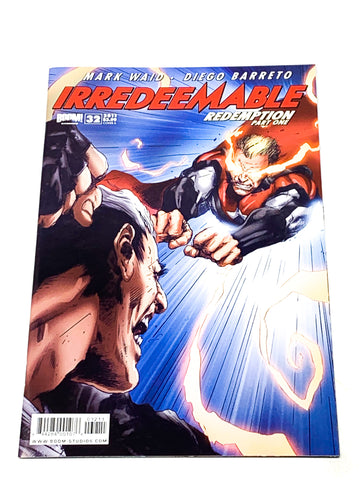 IRREDEEMABLE #32. NM CONDITION.