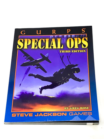 GURPS SPECIAL OPS. VFN- CONDITION.