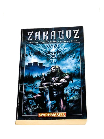 WARHAMMER - ZARAGOZ. FN CONDITION.