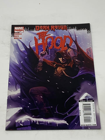 THE HOOD DARK REIGN #1. NM CONDITION.
