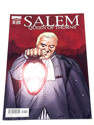 SALEM QUEEN OF THORNS #2. NM CONDITION