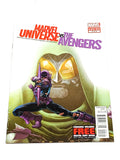 MARVEL UNIVERSE VS THE AVENGERS #2. NM CONDITION.