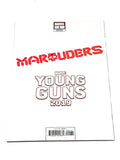 MARAUDERS #1. VARIANT COVER. NM CONDITION.